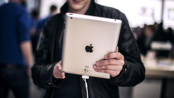 iPad в магазине Apple, архивное фото