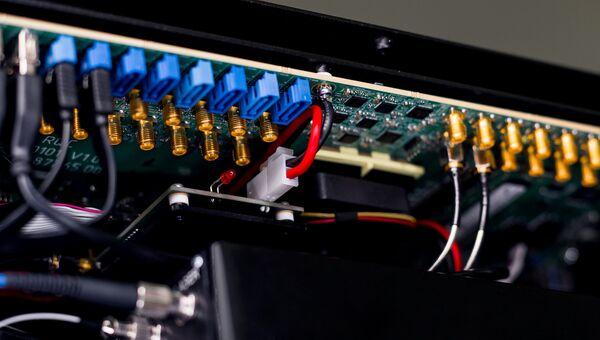 Система квантовой связи, созданная в Российском квантовом центре