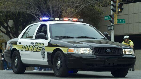 Автомобиль полиции, штат Канзас, США. Архивное фото