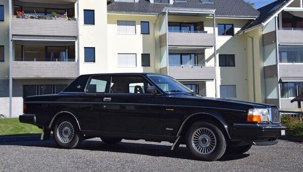 Автомобиль Volvo 262C, принадлежавший британскому музыканту Дэвиду Боуи