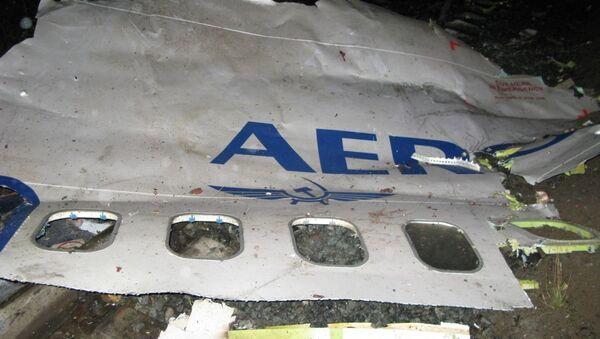 Боинг авиакомпании Аэрофлот-Норд, выполнявший рейс из Москвы, разбился 14 сентября прошлого года