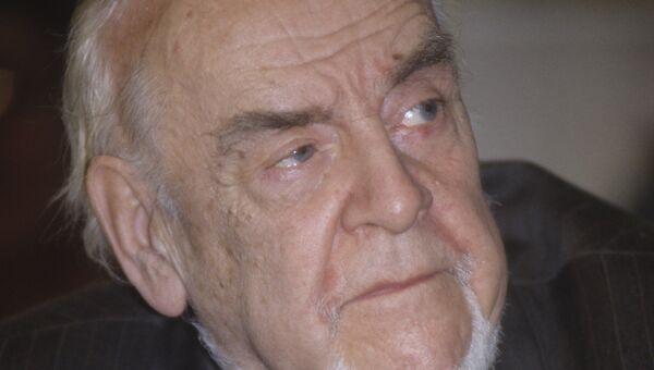 Главный режиссер театра имени Вл. Маяковского Андрей Гончаров. Архивное фото