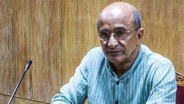 Cоветник премьер-министра Бангладеш по энергетике Тауфик-э-Элахи Чоудхури