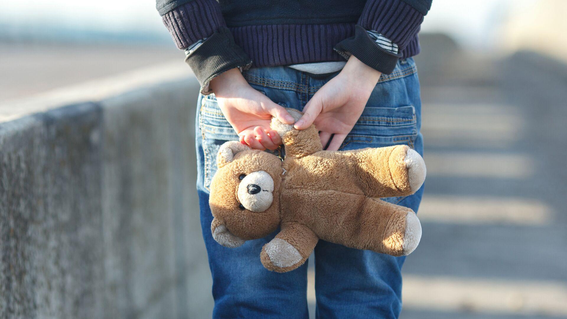 Пришедший в гости россиянин украл из плюшевого медведя три миллиона рублей