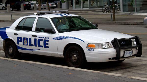 Полиция Канады. Архивное фото