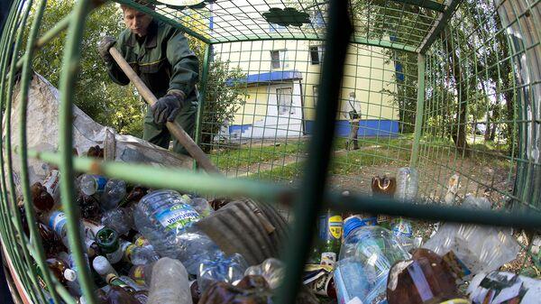 В Кузбассе установили 1,7 тысяч контейнеров для раздельного сбора мусора
