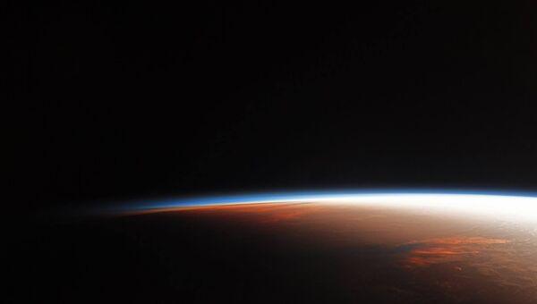 Космос. Архивное фото