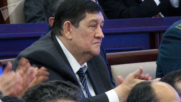Председатель Службы национальной безопасности Узбекистана Рустам Иноятов. архивное фото