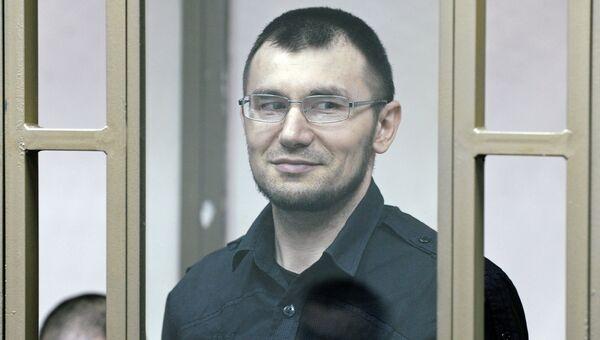 Житель Крыма Эмир-Усеин Куку, обвиняемый в участии в запрещенной в России террористической организации Хизб ут-Тахрир. Архивное фото