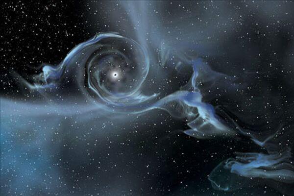 Современной физике уже давно  известно, что черные дыры обязательно исчезают со временем.