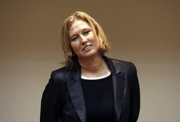 Глава МИД Израиля Ципи Ливни победила  на выборах председателя правящей партии Кадима