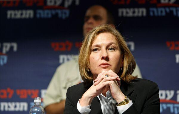Израильская партия Кадима не будет участвовать в правом правительстве Биньямина Нетаньяху и после трех лет пребывания у власти уйдет в оппозицию