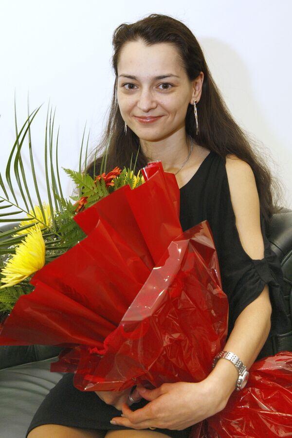 Александра Костенюк - чемпионка мира по шахматам