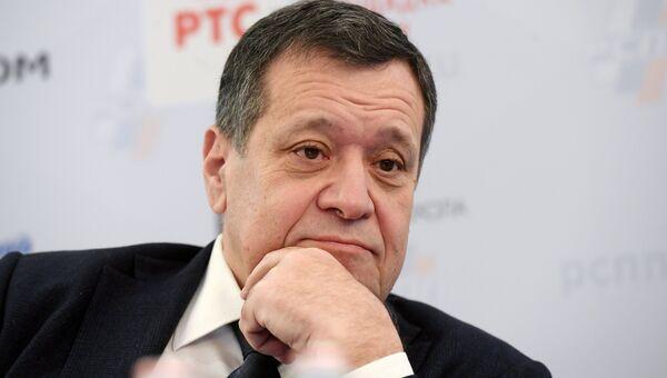 Председатель комитета Государственной Думы РФ по бюджету и налогам Андрей Макаров. Архивное фото