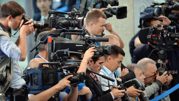 В Алматы напали на журналистов на пресс-конференции по делу Оксаны Шевчук
