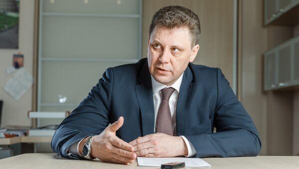 Генеральный директор НИИАР Александр Тузов. Архивное фото