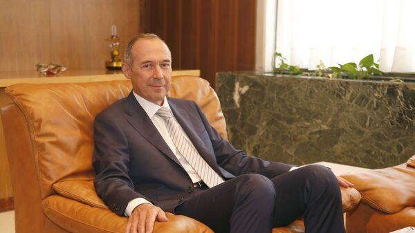 Посол РФ в Греции Андрей Маслов