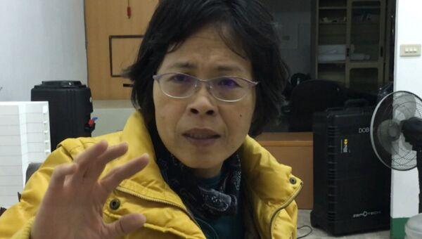 Пережившая землетрясение в Хуаляне женщина рассказала о случившемся