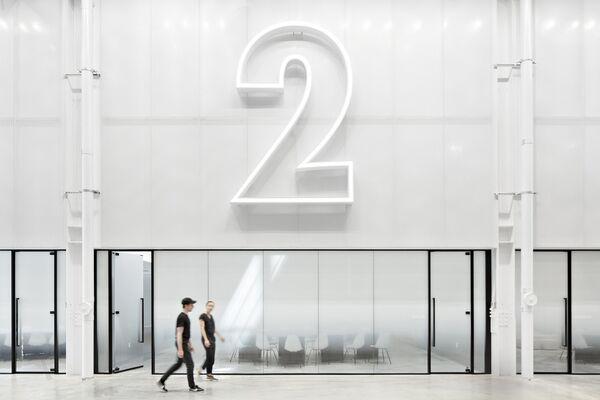 Офис компании Nike в Нью-Йорке