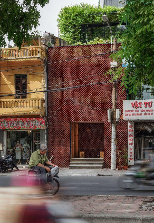 Кафе KOI в Ханое, Вьетнам