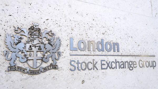 Лондонская фондовая биржа. Архивное фото