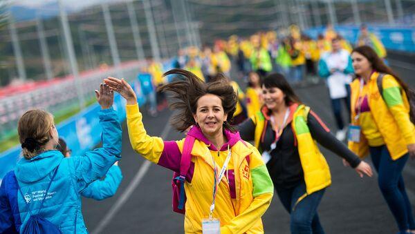 Татьяна Гомзякова: волонтерство – ключевая тема 2018 года
