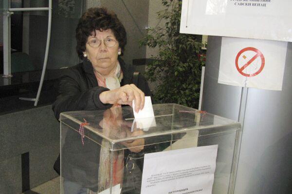 Второй тур выборов президента Сербии
