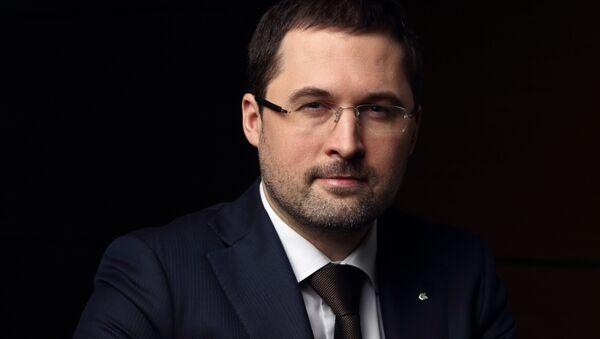 Генеральный директор ВТБ Факторинг Антон Мусатов. Архивное фото