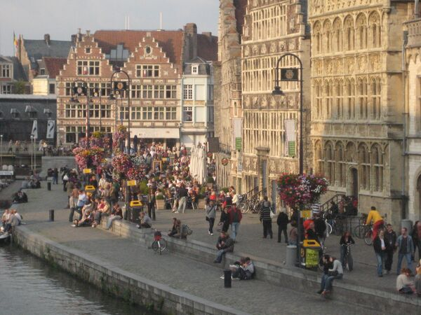 Бельгия. Архив