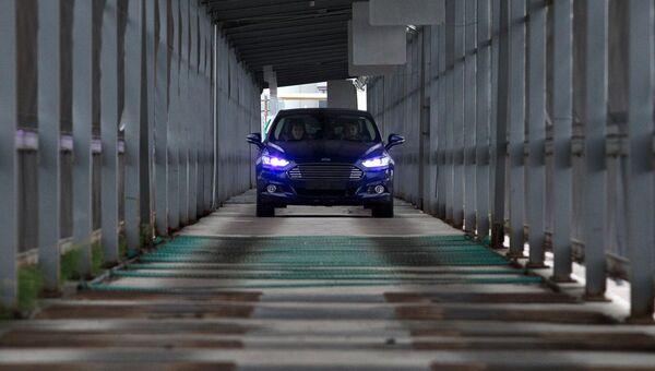 Автомобиль Ford Focus. Архивное фото