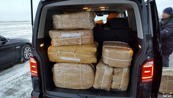 Совместная операция спецслужб России и Аргентины по пресечению поставки в Москву 389 килограммов кокаина