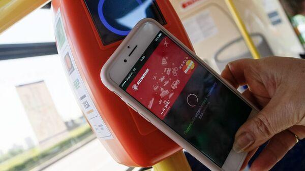 Валидатор для оплаты проезда банковскими картами и мобильными устройствами