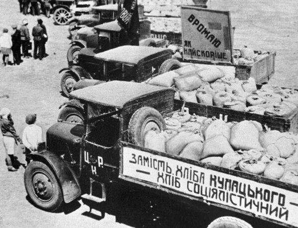 Великий голод начала тридцатых годов ХХ века в СССР был самой закрытой темой не только в советское время, но даже в 1990-е годы