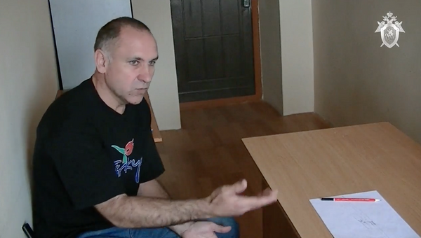 Житель Новосибирска Евгений Чуплинский, признанный виновным в убийстве 19 женщин. Архивное фото
