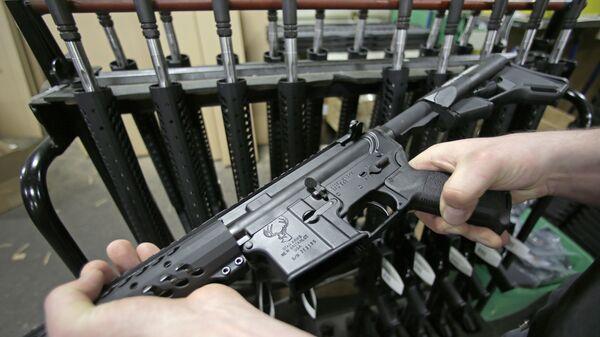 ВСША резко вырос спрос наоружие нафоне коронавируса