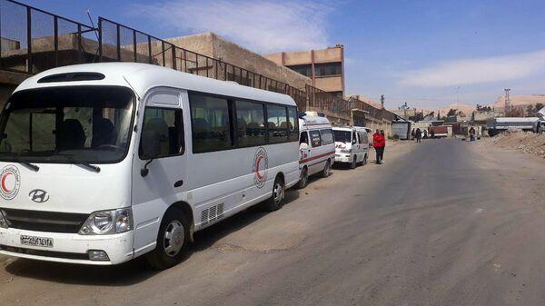 Скорая помощь в Дамаске