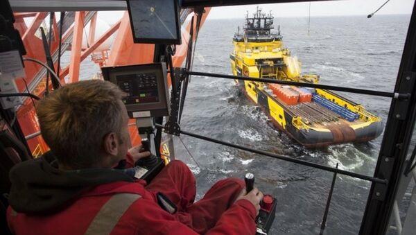 Роснефть открыла новое месторождение в Карском море. Архивное фото