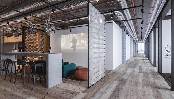 Офис Avito в БЦ Белые сады