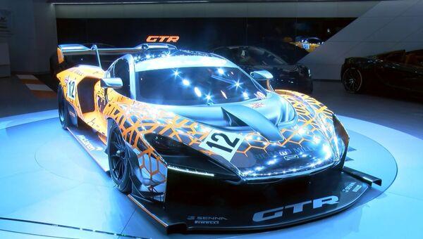 Автосалон в Женеве: летающий Liberty, супербыстрый Venom и такси будущего