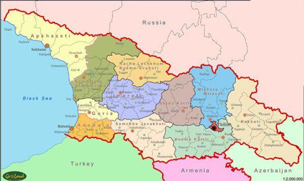 Граница между Россией и Южной Осетией может быть убрана
