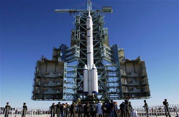 Китайский космический корабль Шэньчжоу-7