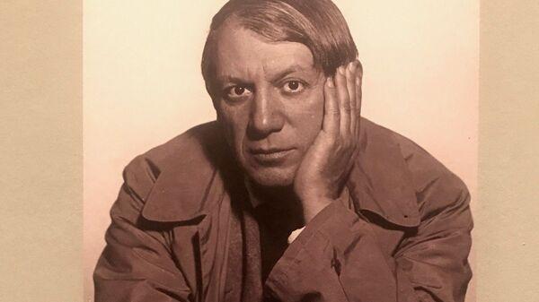 Ман Рэй, портрет Пикассо. Ноябрь 1932 г.