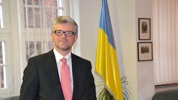 Посол Украины в Германии Андрей Мельник. Архивное фото