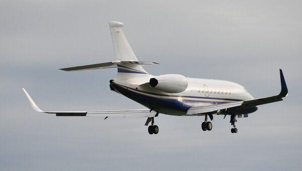 Самолет Bombardier CL600. Архивное фото