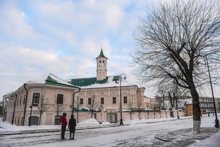 Мечеть аль-Марджани в Старой Татарской слободе