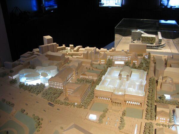 Бюро Фостера представило обновленный проект реконструкции ГМИИ имени Пушкина в Москве