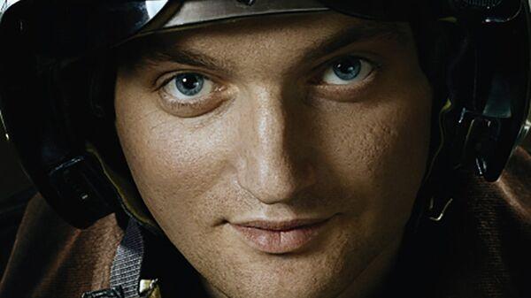 Летчик Владислав Волошин. Архивное фото