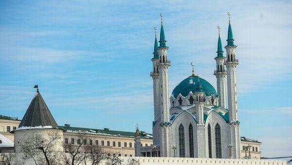Мечеть Кул-Шариф в Казанском Кремле