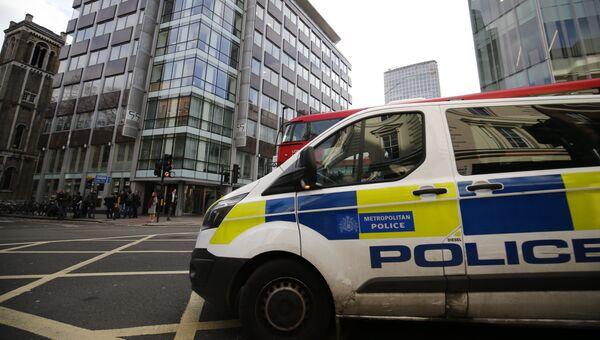 Здание в котором находится офис компании Cambridge Analytica в центре Лондона, Великобритания