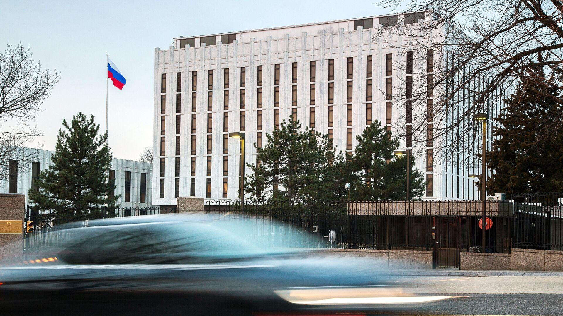 Посольство США прекратит выдавать россиянам неиммиграционные визы